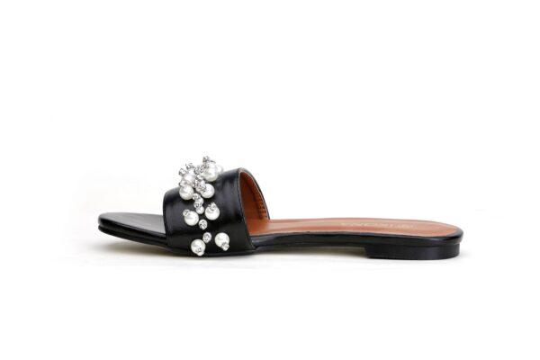 Sage Wc26 Black Color Shoes 3