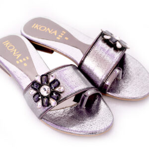 Buy Ikona Sw010 Grey Color Shoes 2