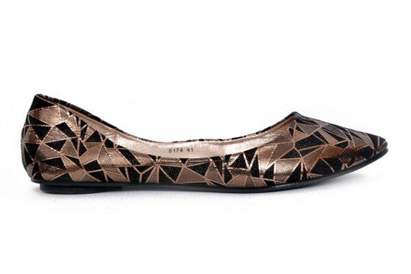 Buy Platinum Wc002 Black Shoes 1