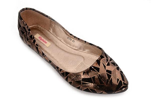 Buy Platinum Wc002 Black Shoes 2
