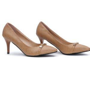 Buy Queen Heel Brown Color Shoes4