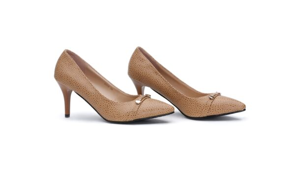 Buy Queen Heel Brown Color Shoes4