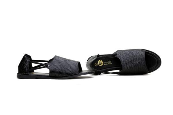 Buy Saga Ls012 Black Color Shoes 8
