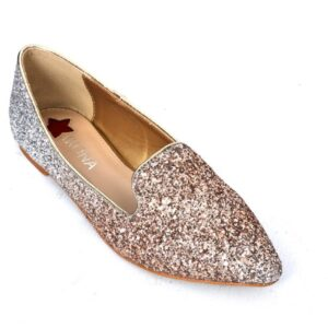 Buy Sangeet Wc21 Light Golden Color Shoes 1
