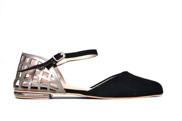 Buy Season Ls002 Black Color Shoes 1