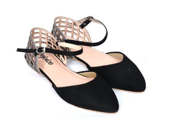 Buy Season Ls002 Black Color Shoes 3