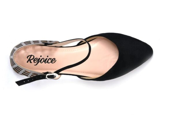 Buy Season Ls002 Black Color Shoes 5
