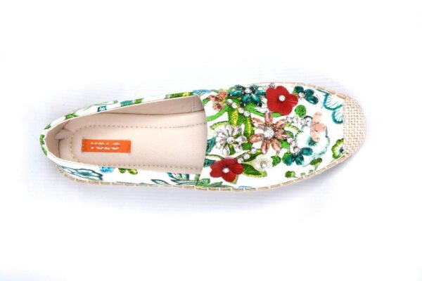 Buy Sofia Wc22 Green Color Shoes 3