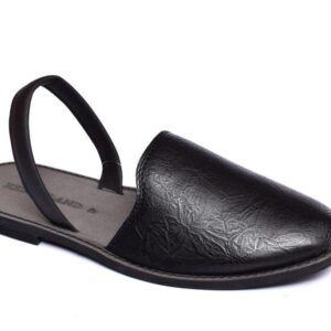 Buy Watson Black Color Sandal