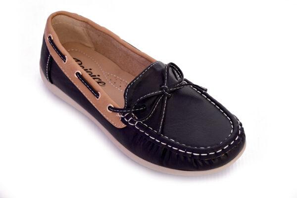 Crystal Wc14 Black Color Shoes 2