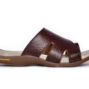 Deta Brown Color Slipper 1