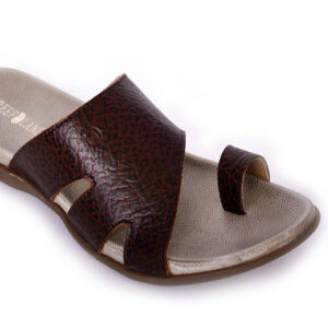 Deta Brown Color Slipper 5
