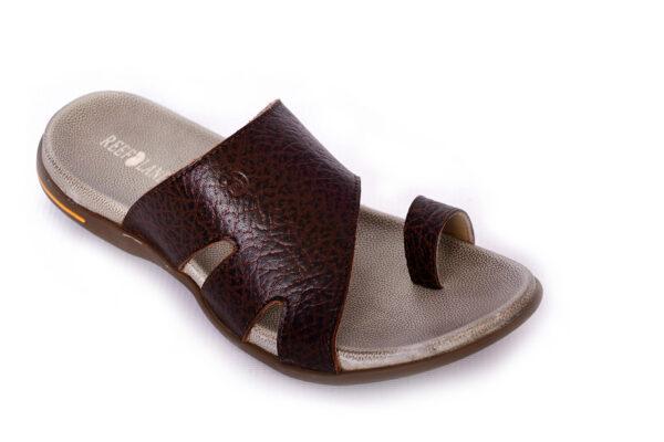 Deta Brown Color Slipper 3
