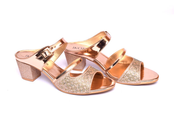 Ikona 002 Peach Color Shoes 1