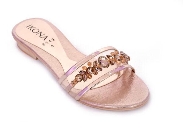 Ikona Sw009 Golden Color Shoes 2