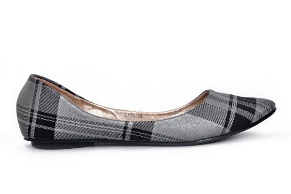 Platinum Wc001 Grey Color Shoes 1