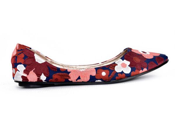 Platinum Wc004 Red Color Shoes 1