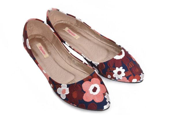 Platinum Wc004 Red Color Shoes 3