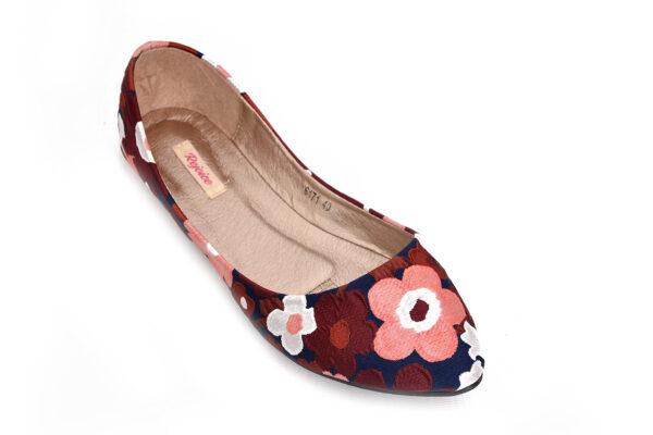 Platinum Wc004 Red Color Shoes2