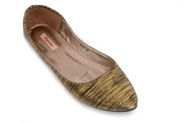 Platinum Wc005 Brown Color Beautiful Shoes 2