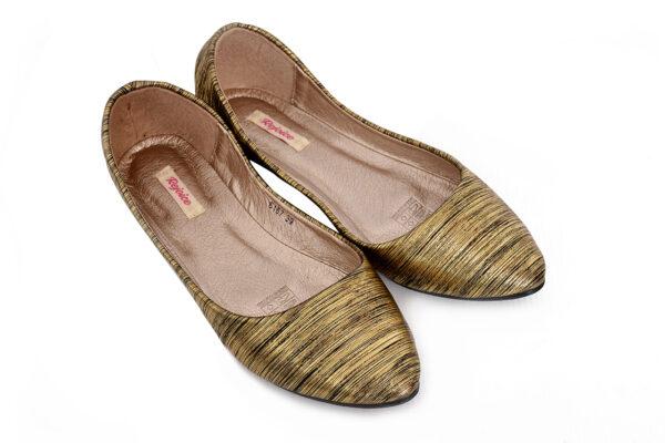 Platinum Wc005 Brown Color Beautiful Shoes 3