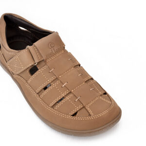 Roamer Brown Color Sandal 1