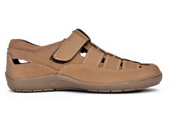 Roamer Brown Color Sandal 2