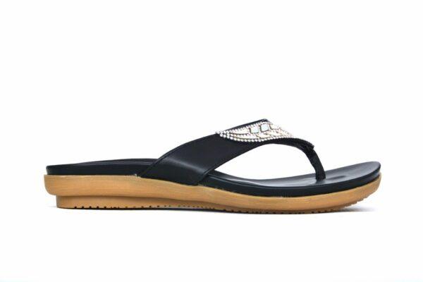 Beautiful Angela Sw018 Black Color Shoes 1