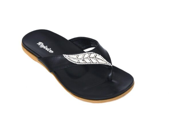 Beautiful Angela Sw018 Black Color Shoes 2