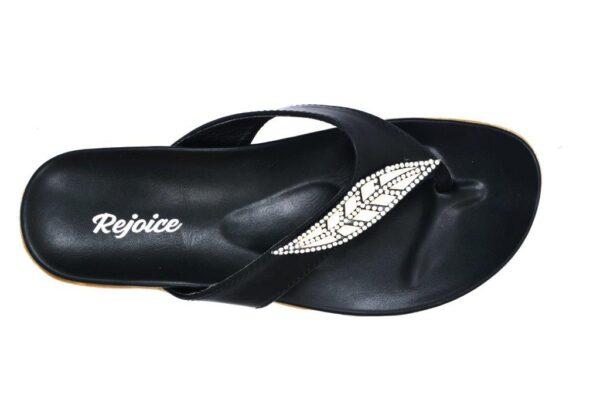 Beautiful Angela Sw018 Black Color Shoes 3