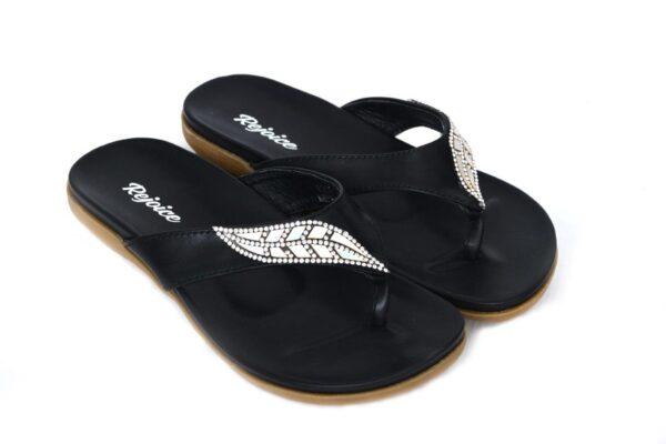Beautiful Angela Sw018 Black Color Shoes 4