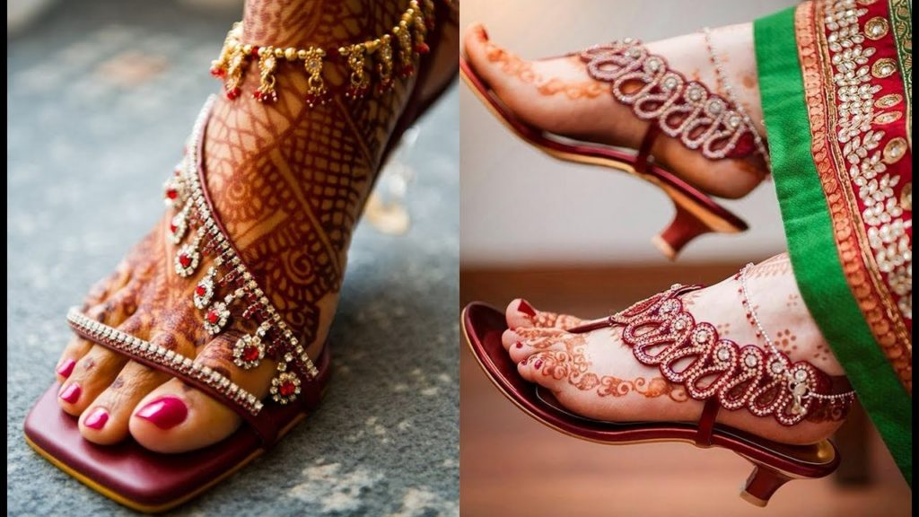 Bridal Shoes For Girls 3