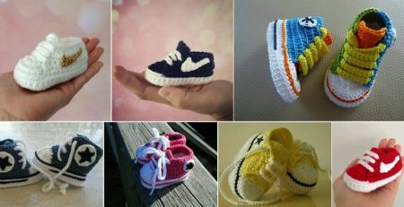 CROCHET BABY SHOES 3 main