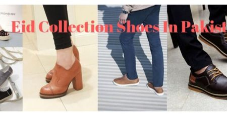 Eid Collection Shoes In Pakistan