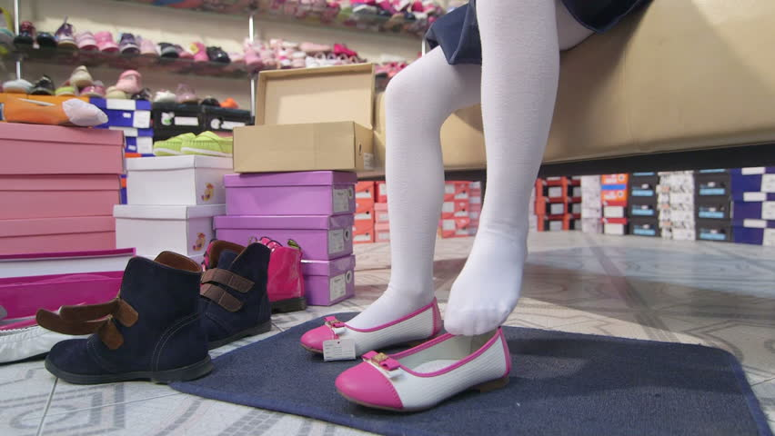 Flat Shoes For Girls 1