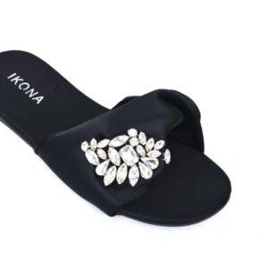 Season Sw015 Black Color Shoes 2