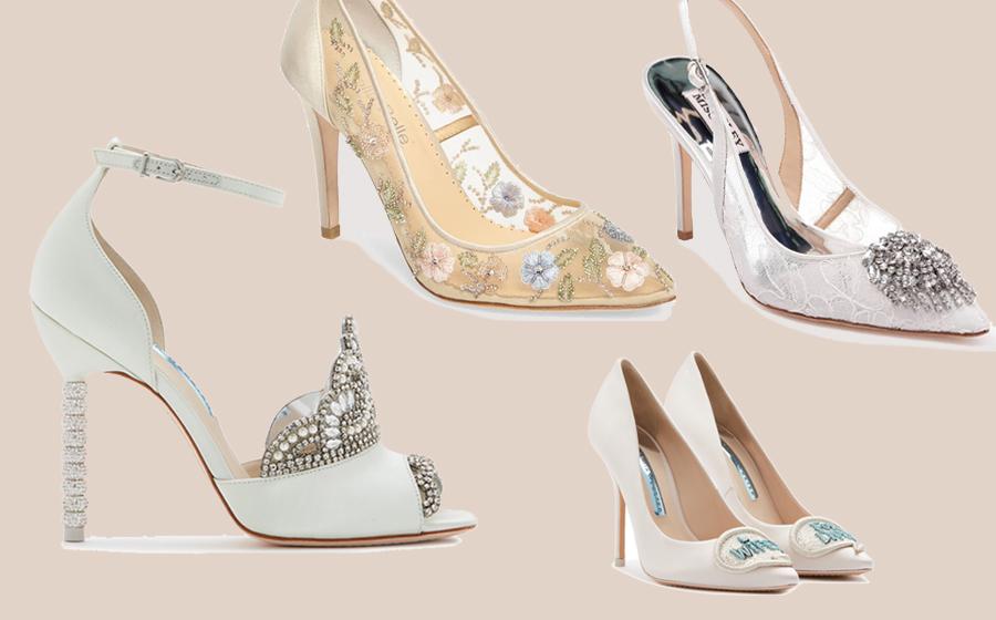 Bridal Shoes Design in Pakistan